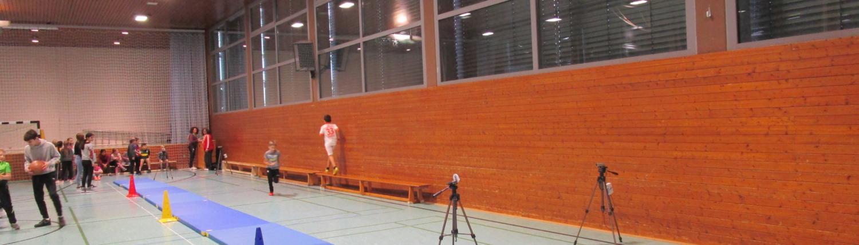 Hallen Sporttag